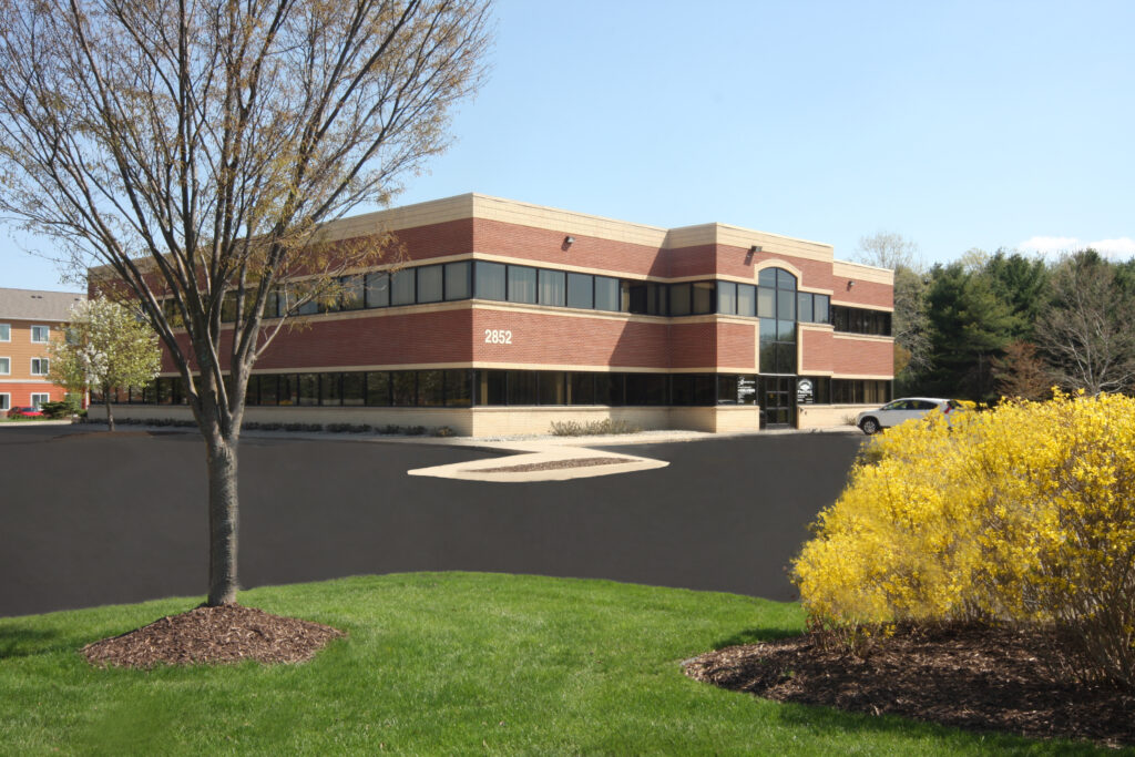 Eyde Parkway Buildings